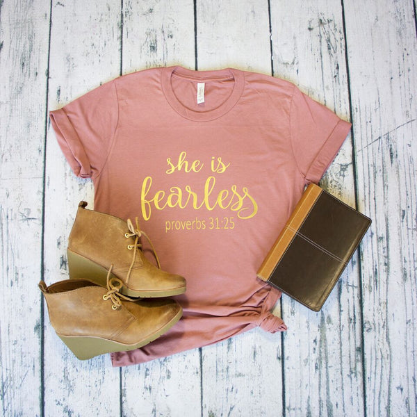 Crew - She is Fearless