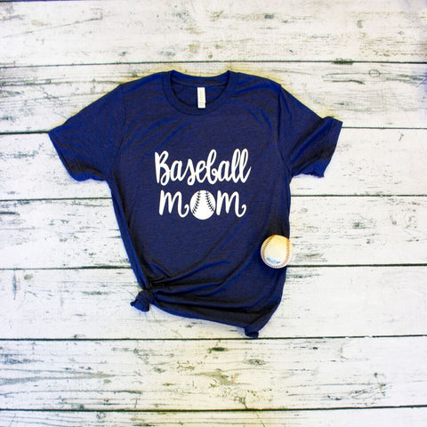 Tank Top - Baseball Mom