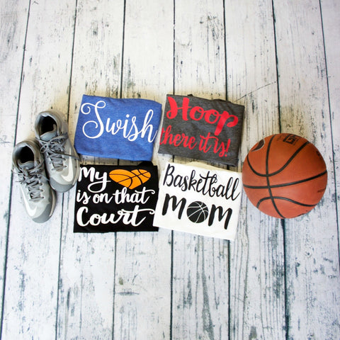 Crew - Basketball Mom