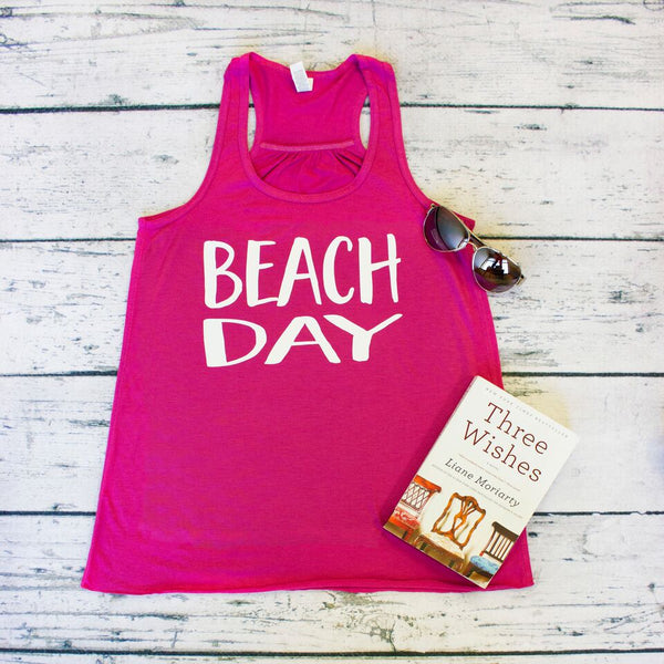 Tank Top - Beach Day