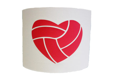 Volleyball Heart