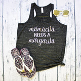 Tank Top - Mamacita Needs a Margarita