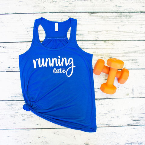 Tank Top - Running Late