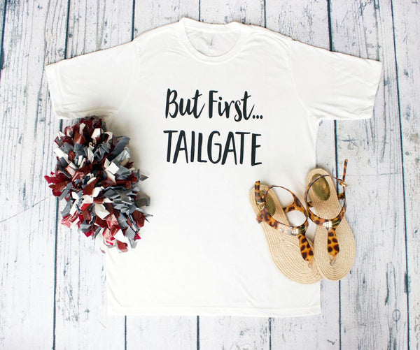 Crew - But First, Tailgate