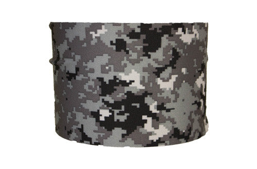 Fit Bro Camouflage Black & Grey