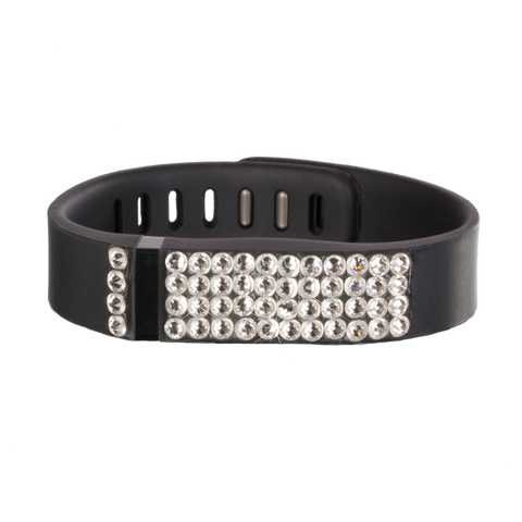 Fitbit Flex Wristbands with Swarovski - Harriet & Hazel  - 1