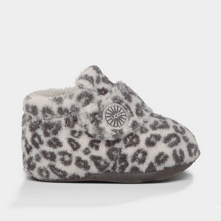 Monogram Bixbee Leopard UGGs - Infant - Harriet & Hazel  - 4