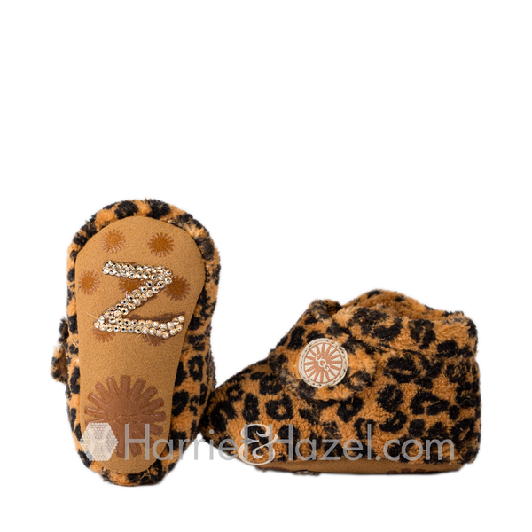 Monogram Bixbee Leopard UGGs - Infant - Harriet & Hazel  - 2