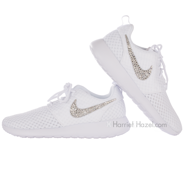 NIKE Roshe Run One Br White - Harriet & Hazel  - 1
