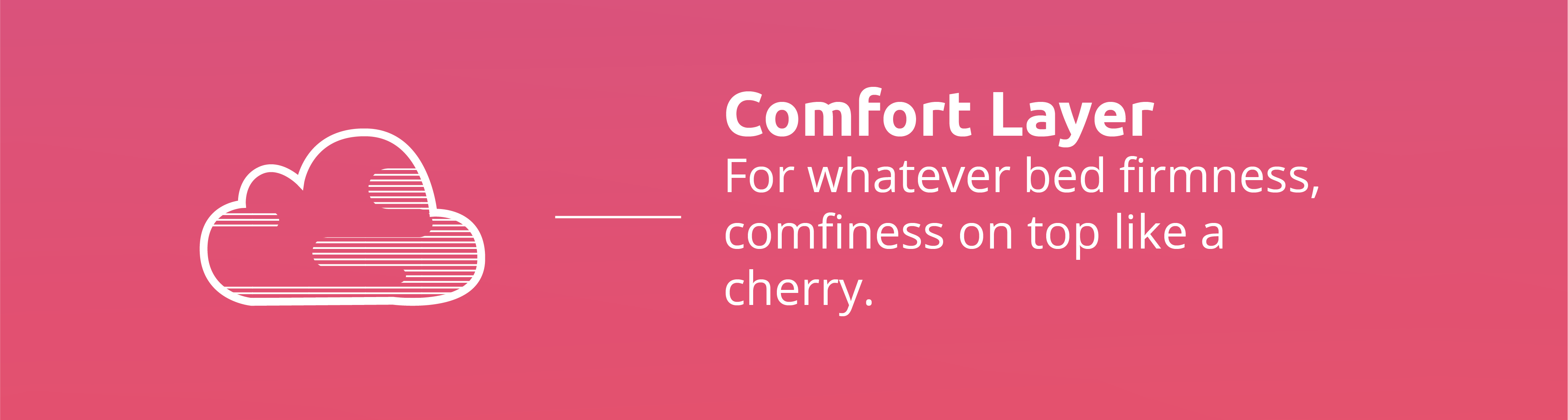 Comfort Layer In Bed Infographic