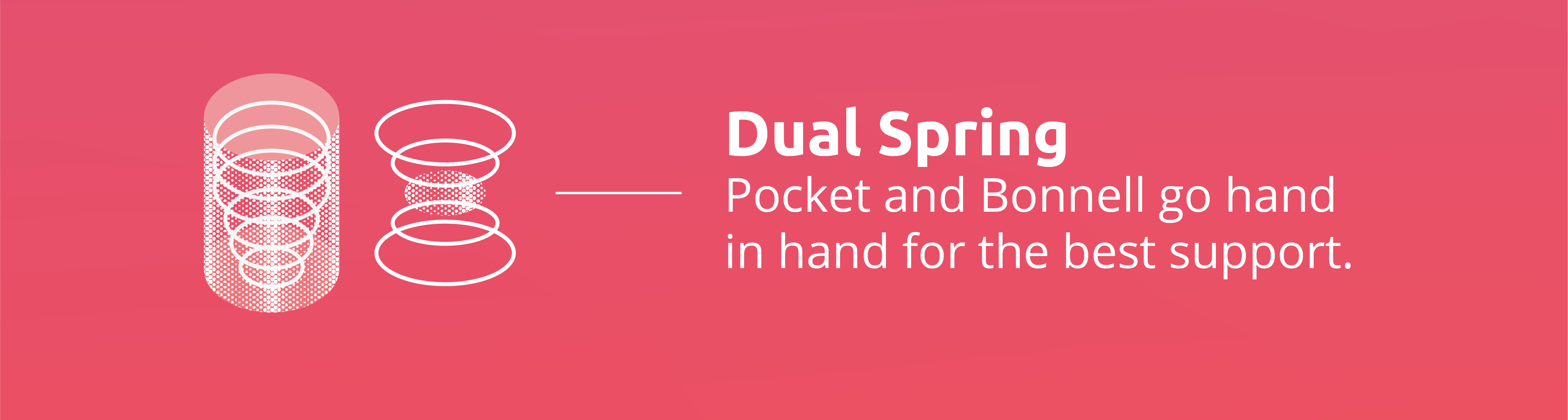 Dual Spring in Bed Infographic