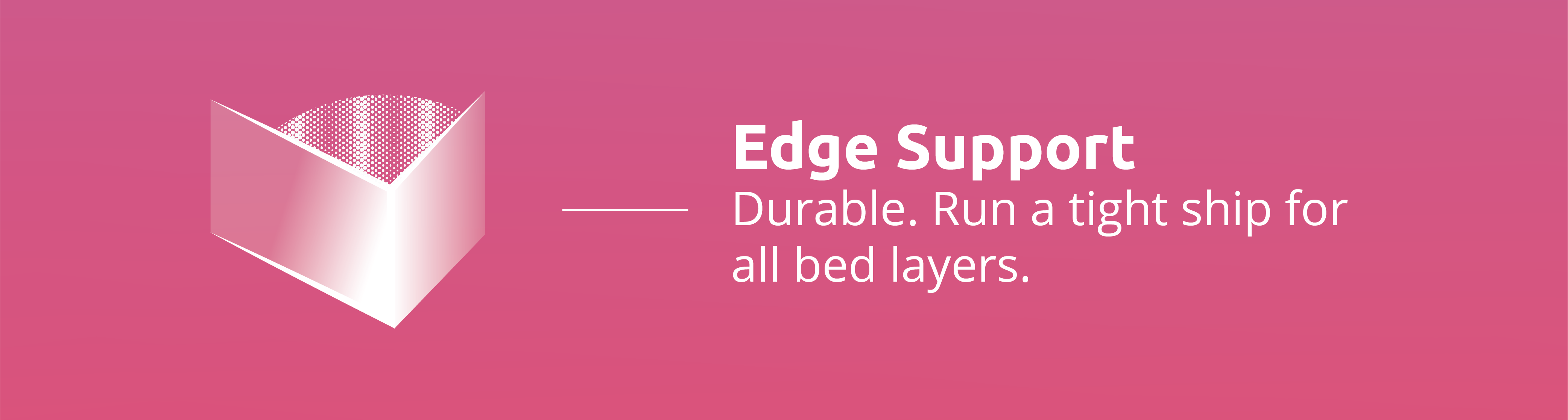 Edge Support In Bed Infographic