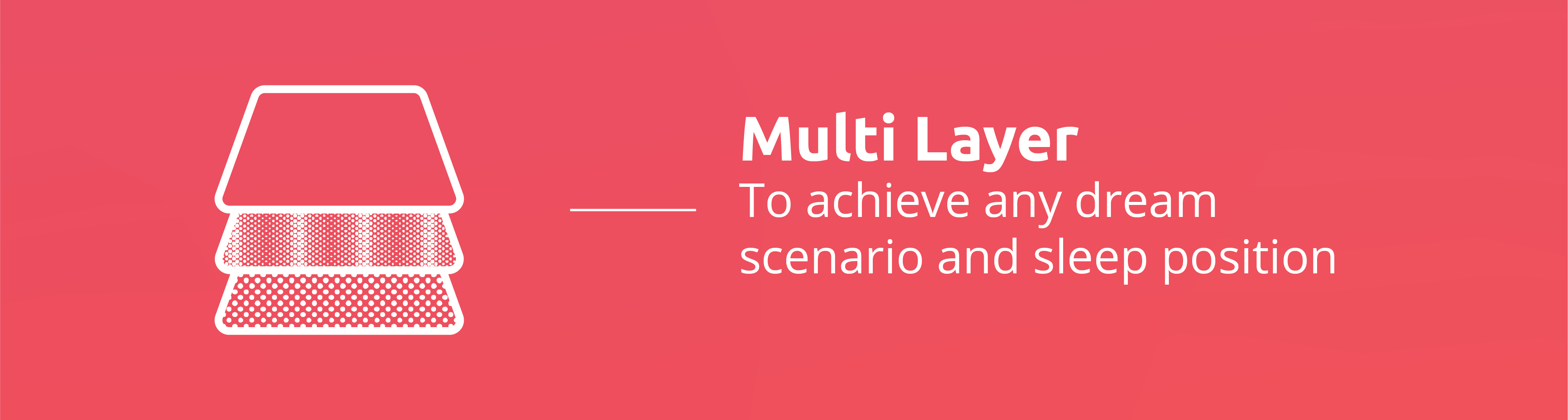 Multi Layer In Bed Infographic