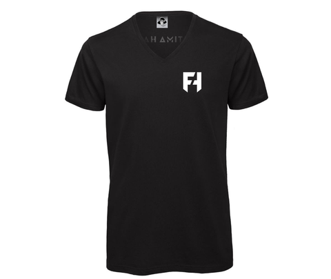 FH Organic V-Neck Tee Men