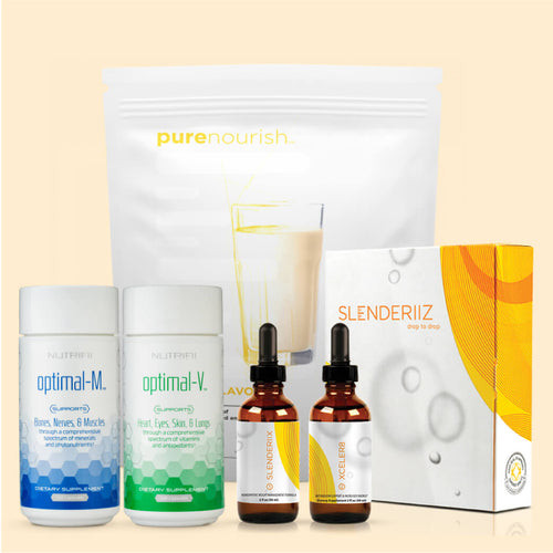 Essential Weight Loss Package - biosense-ariix