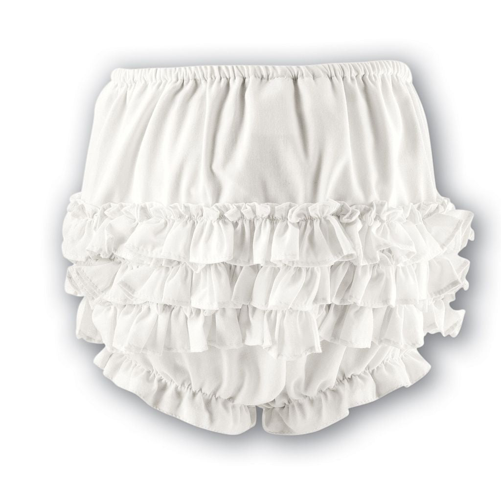 SARAH LOUISE FRILLED PANTIES 3760 I