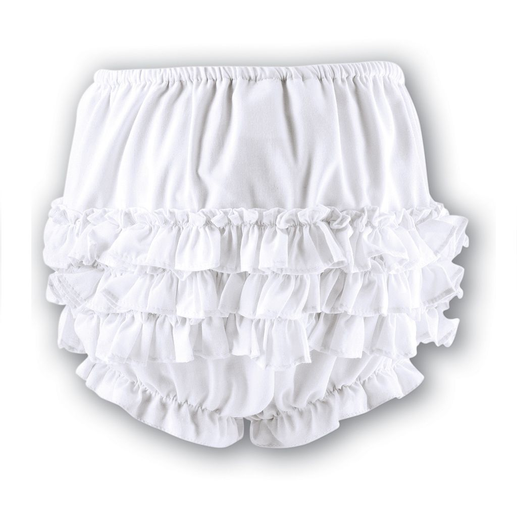 SARAH LOUISE FRILLED PANTIES 3760 W