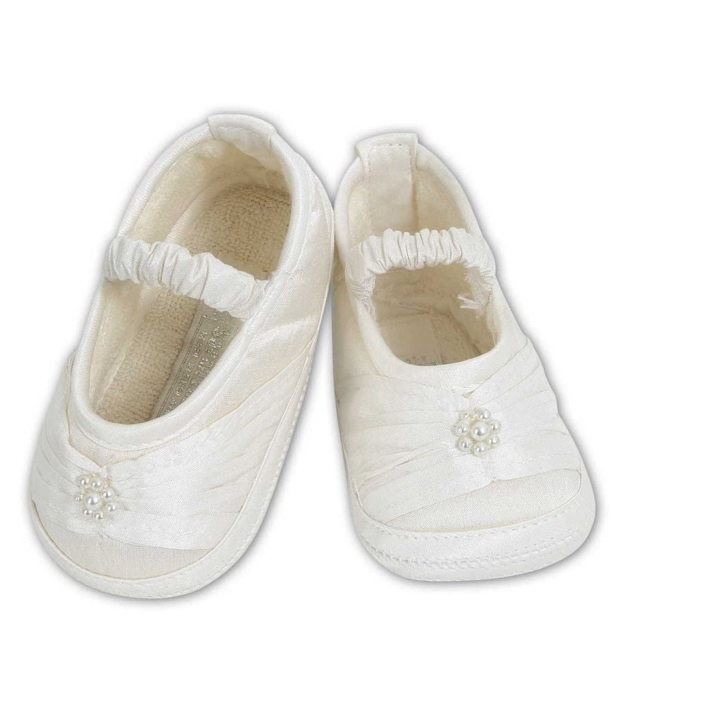 SARAH LOUISE CHRISTENING SHOES 4409 I