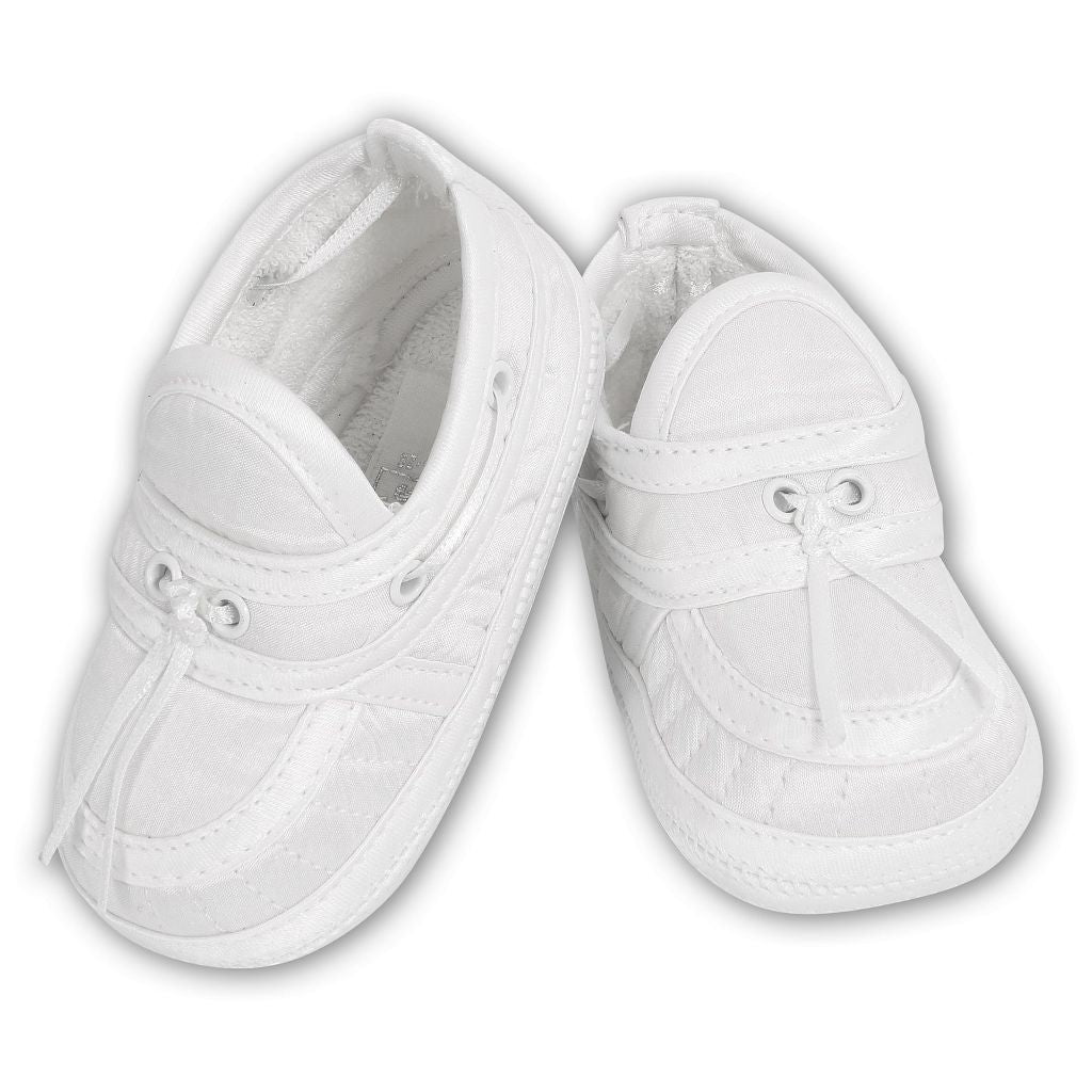 SARAH LOUISE CHRISTENING SHOES 4411W