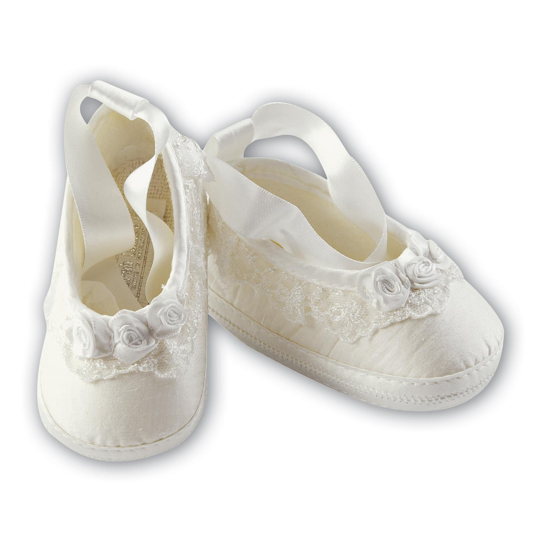 SARAH LOUISE CHRISTENING SHOES 4434 I