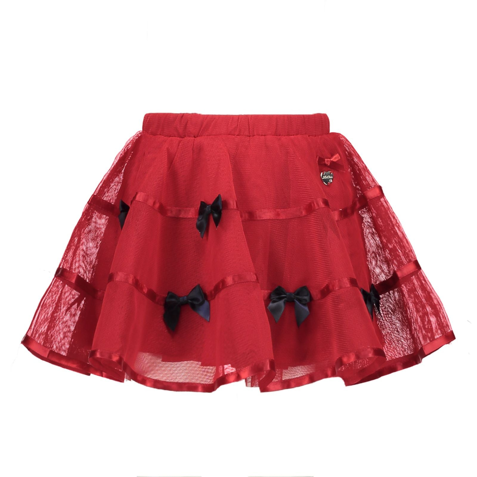 LE CHIC BOW SKIRT C709 5721 287