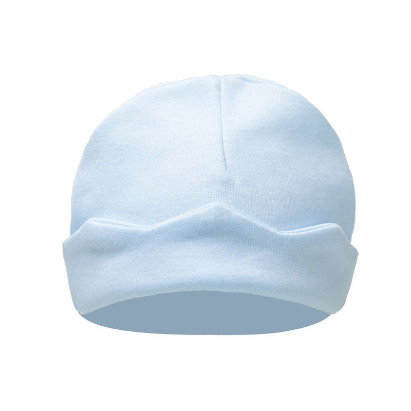 COTTON BEANIE HAT