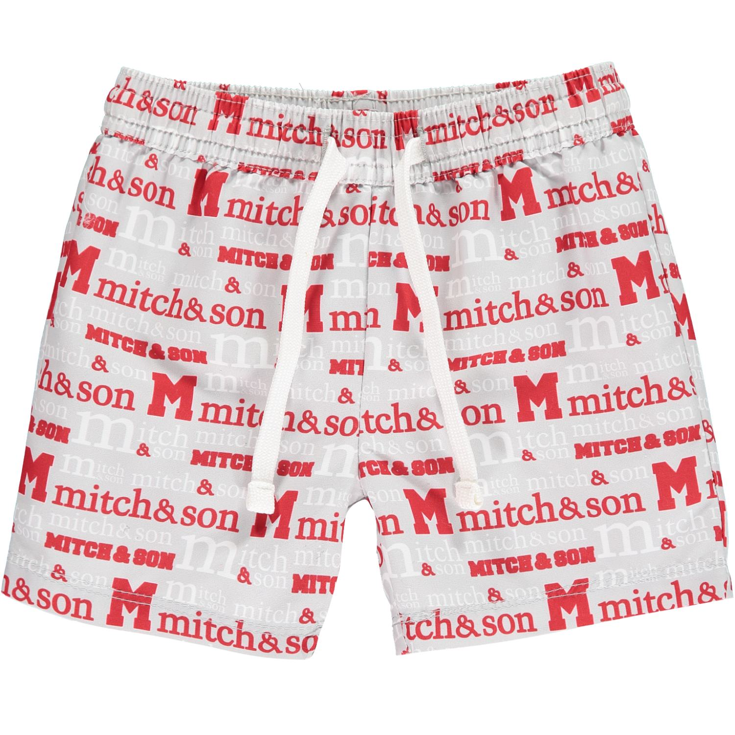 MITCH & SON THORPE SWIM SHORTS MS1145