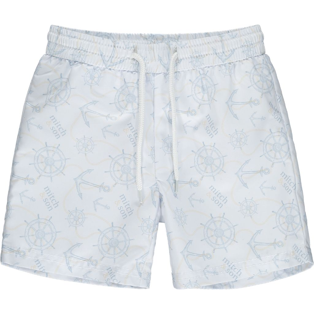MITCH & SON BOTHWELL SWIM SHORTS MS21115