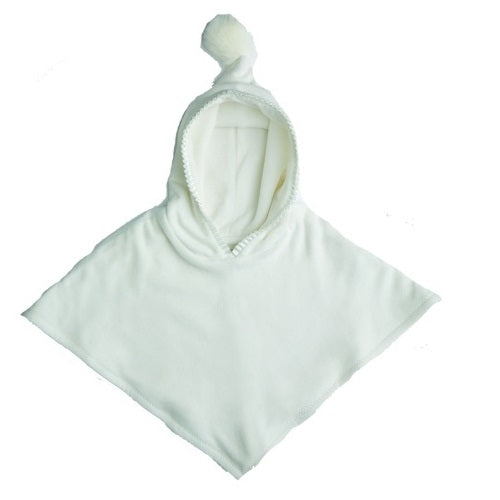 LITTLE DARLINGS HOODED PONCHO P4241
