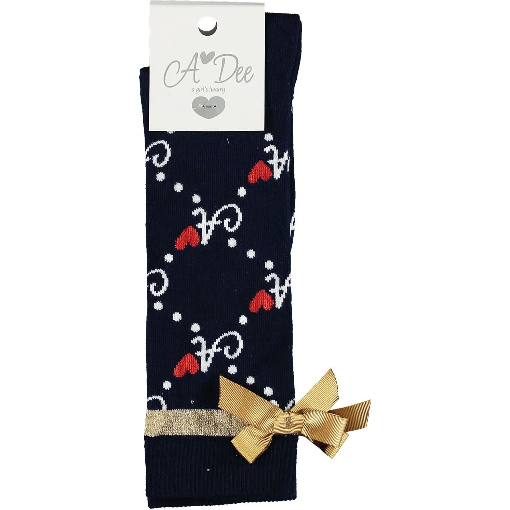 A DEE CIRCUS MANIA MADONNA KNEE HIGH SOCKS S212907