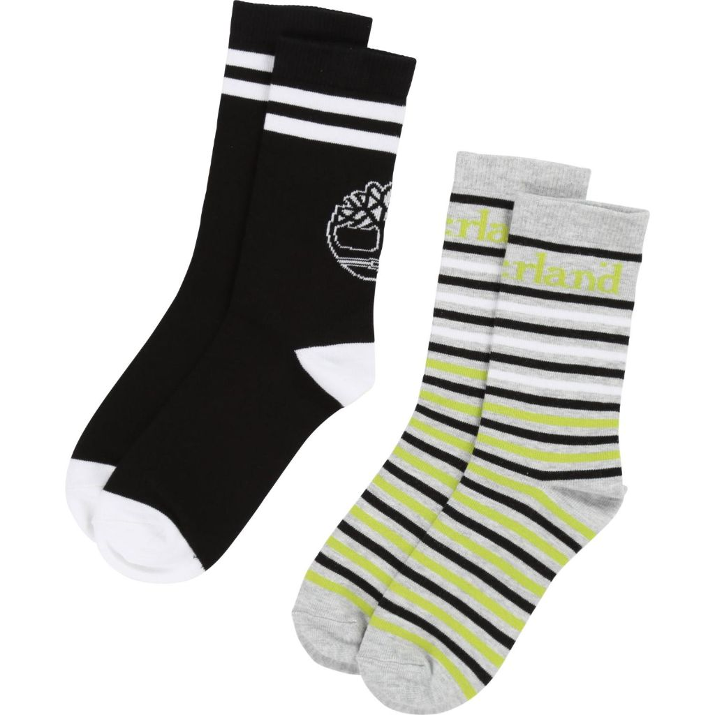 TIMBERLAND 2 PAIR PACK OF SOCKS T20363 09B