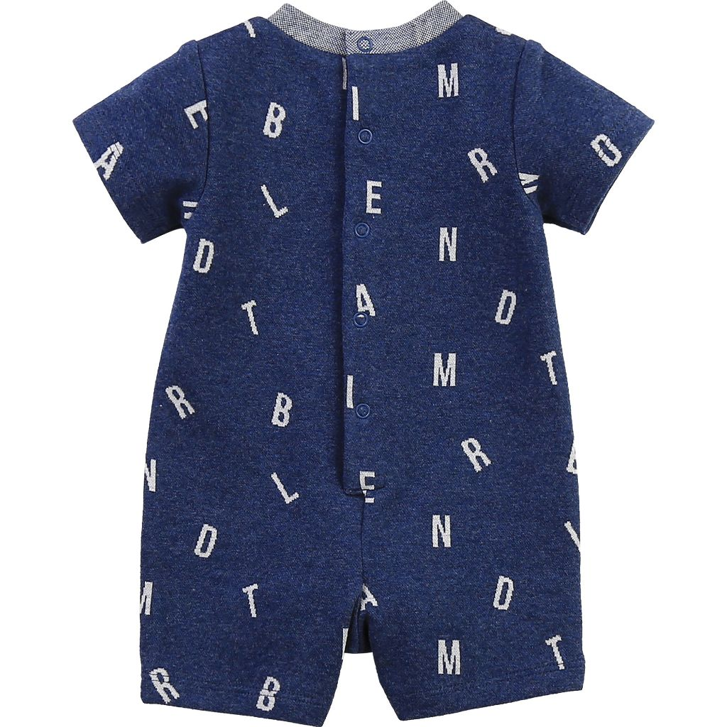 TIMBERLAND SHORT ROMPER T97346