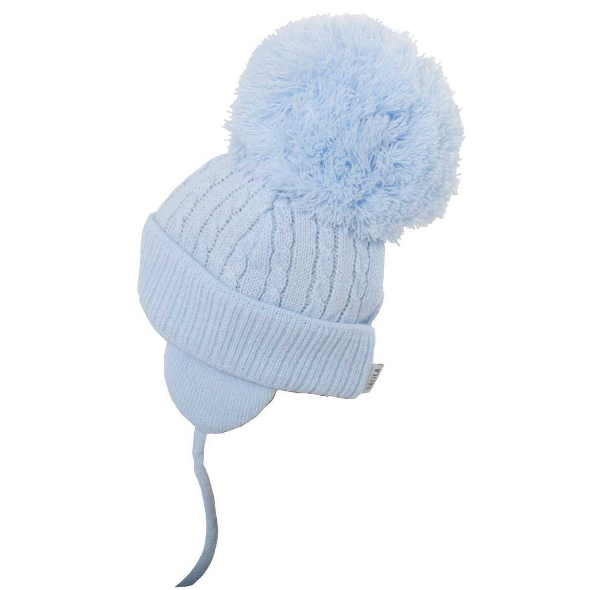 SATILA BIG POM HAT TWINE 433