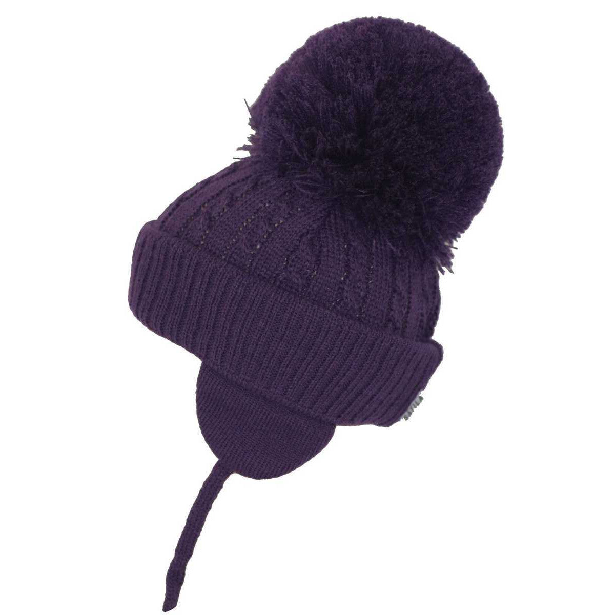 SATILA BIG POM HAT TWINE 579