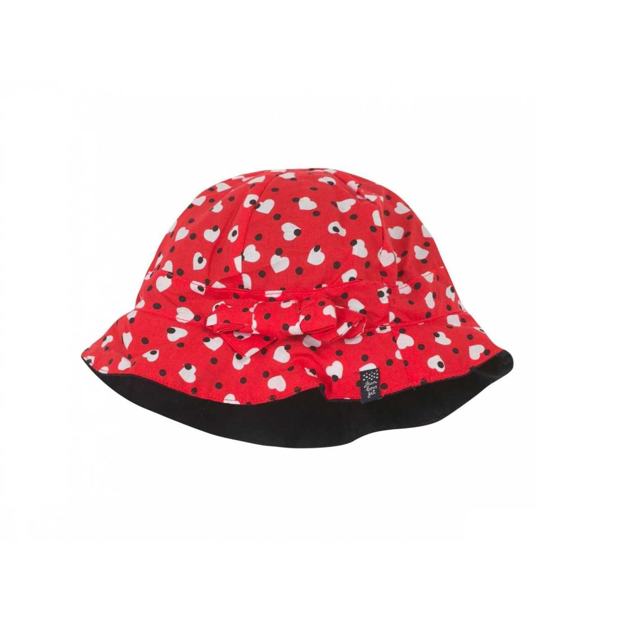 JEAN BOURGET REVERSIBLE SUN HAT JH90021A