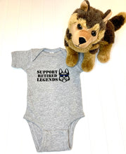 Load image into Gallery viewer, Baby Classic Onsie - Grey
