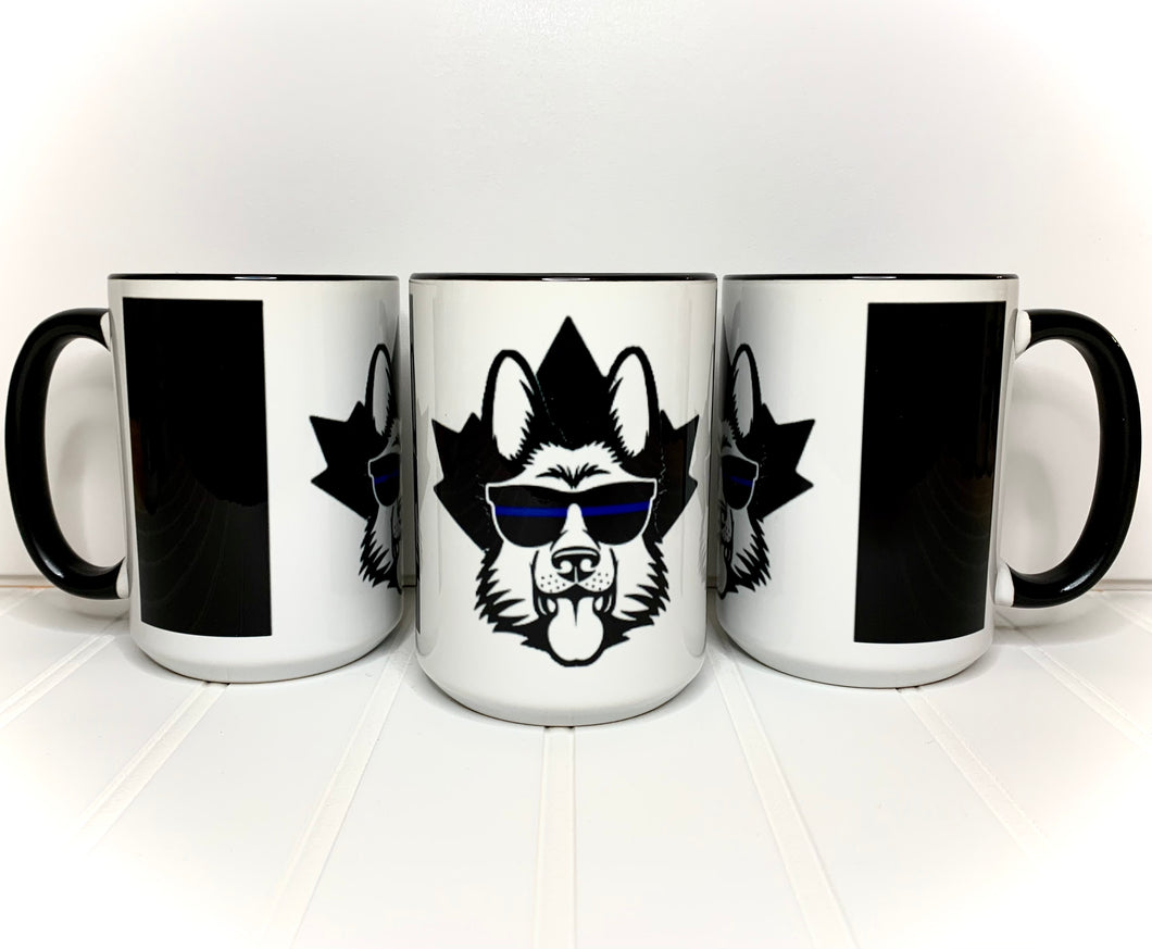 The Canadian Fur Hero Mug