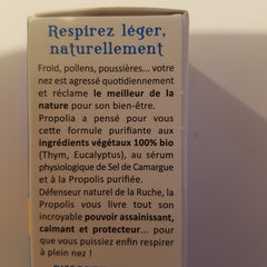 Spray nasal purifiant