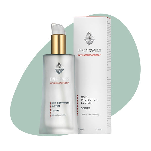 EVENSWISS® Skin Care Products | Hair Protection System Serum