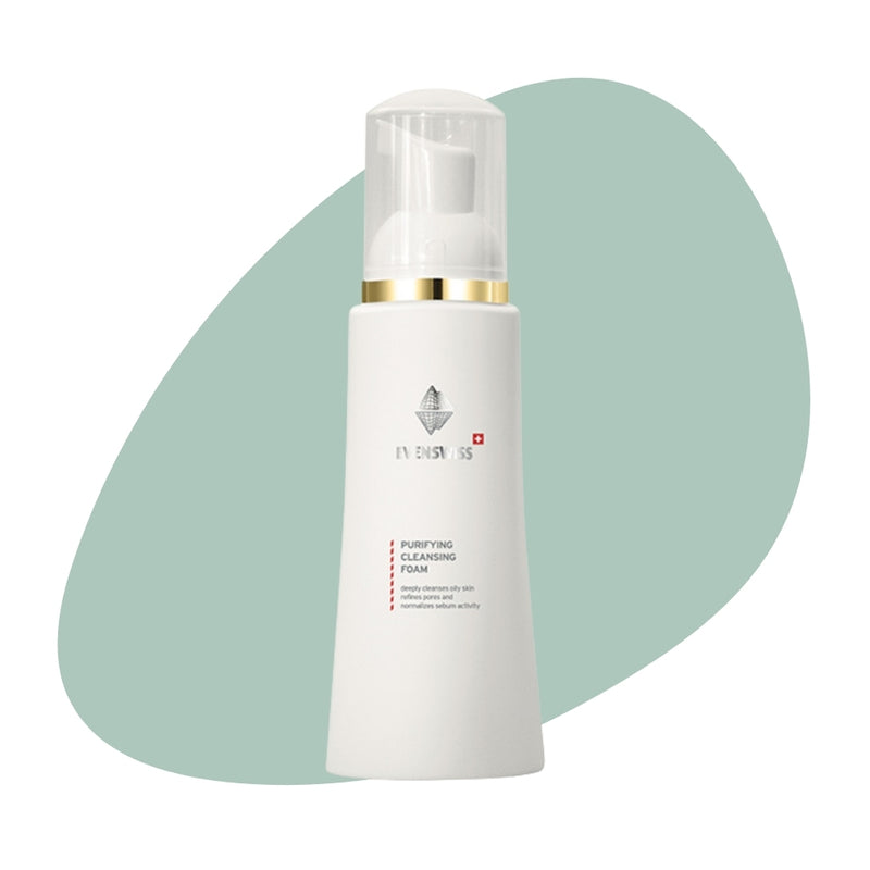 EVENSWISS® Skin Care Products | Purifying Cleansing Foam