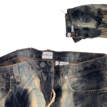 Load image into Gallery viewer, Bleach Dyed Calvin Klein Jeans