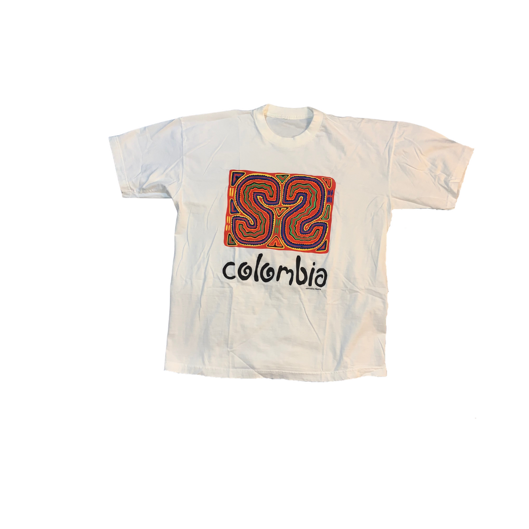 Colombia Vacation Tee Shirt