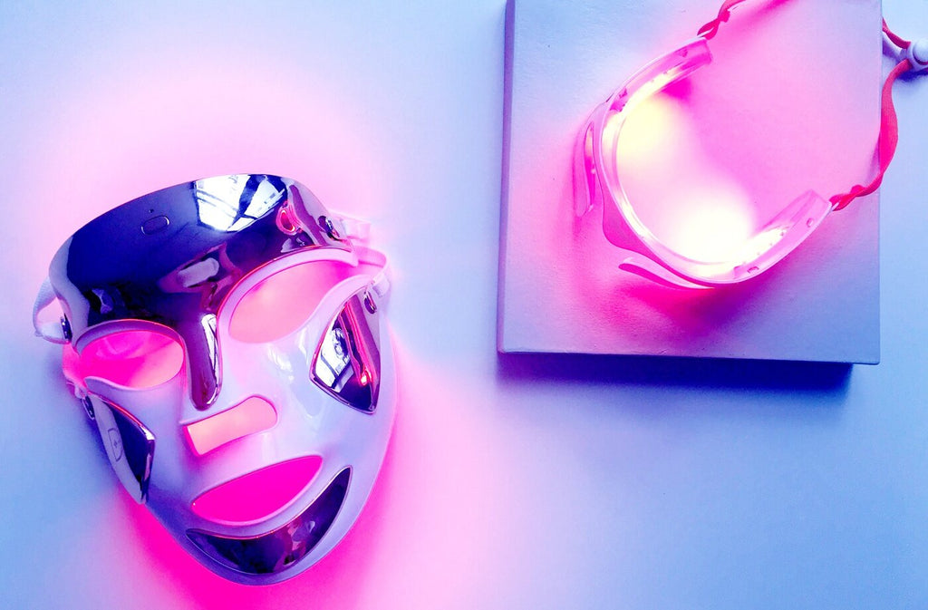 Benefits of LED Light During a Facial