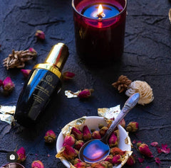 Lovinah Skincare infused with Dragon's Bloom extract