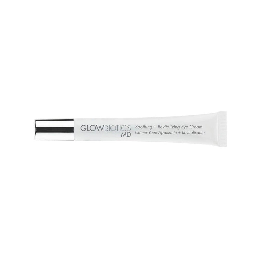 Glowbiotics Soothing and Revitalizing Eye Cream AM/PM .5oz (ALL SKIN TYPES)