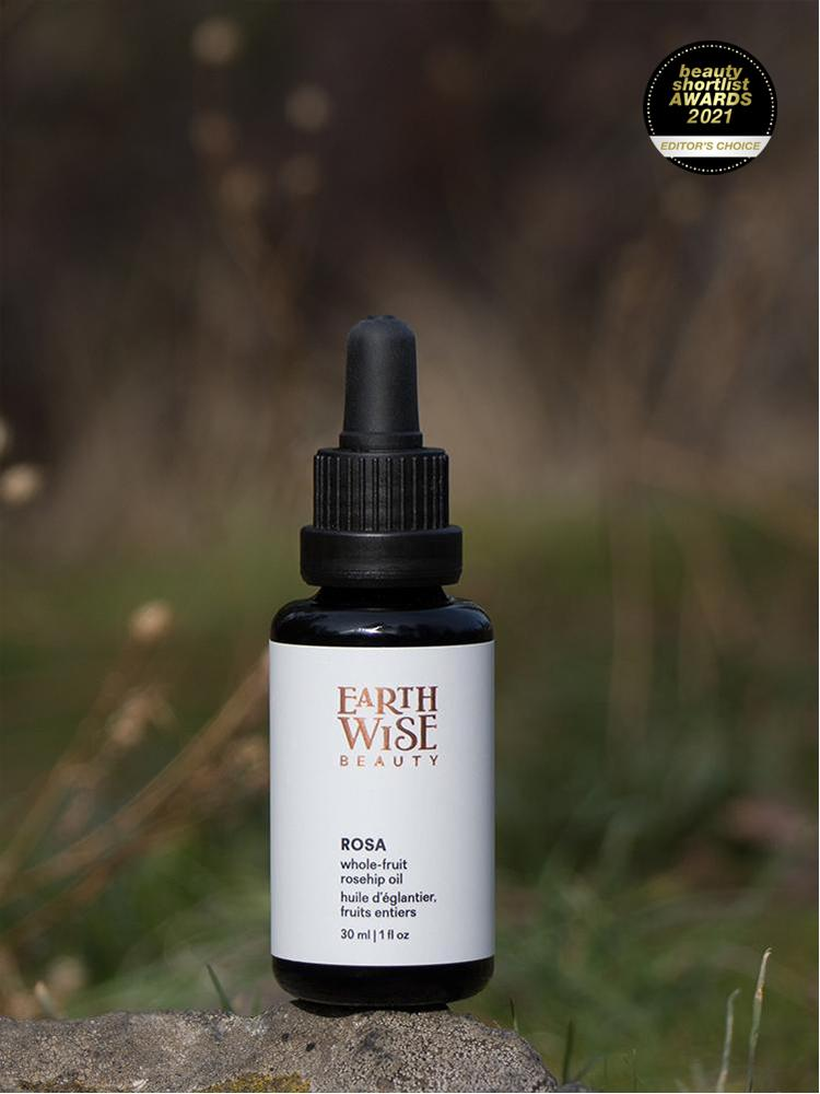 Earthwise Beauty Rosa Whole-Fruit Rosehip Oil (ALL SKIN TYPES)