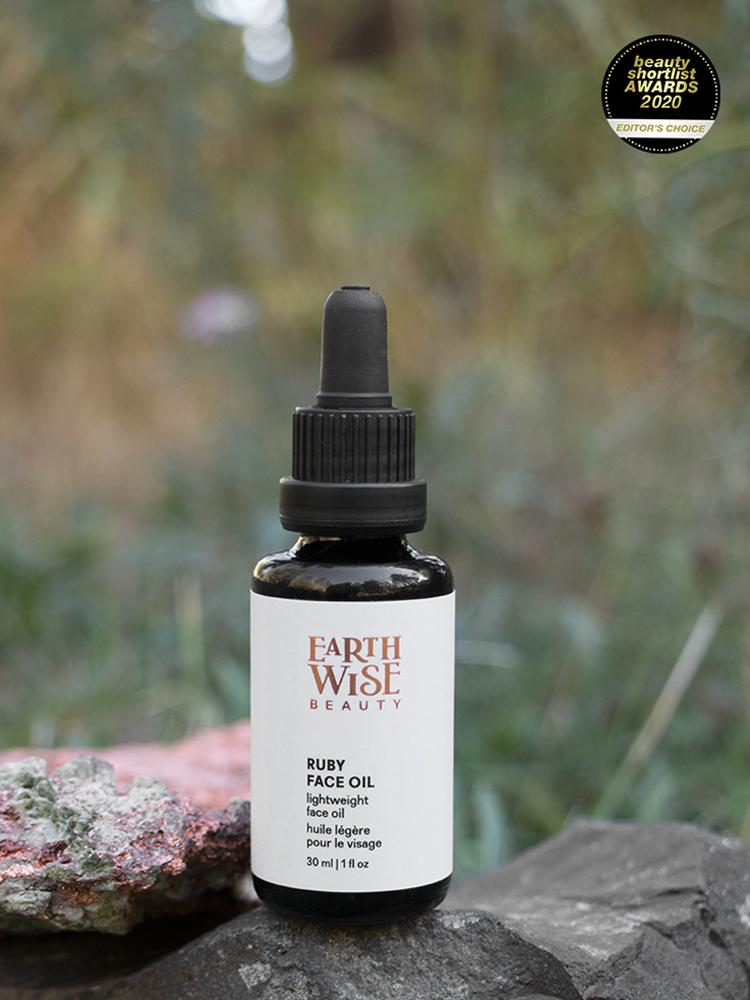 Earthwise Beauty Ruby Face Oil- (ALL SKIN TYPES)
