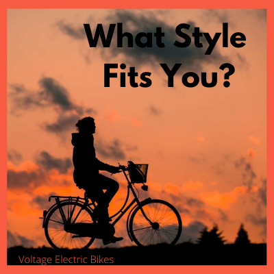 Different Styles of Electric Bikes