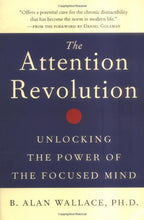 Load image into Gallery viewer, The Attention Revolution: Unlocking the Power of the Focused Mind