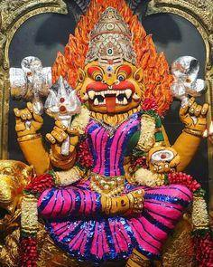 Power of Sri Maha Pratyangira Devi